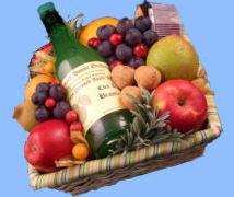 Fruitmand bestellen supermarkt