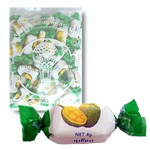 Durian snoep